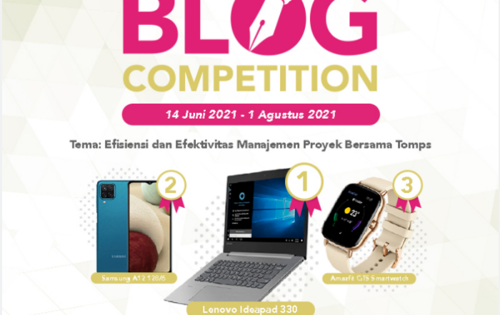 Tomps Blog Competition 2021